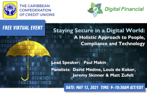 Staying Secure in a Digital World: A Holistic Approach to People, Compliance and Technology